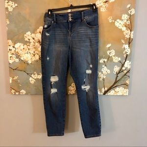 Torrid Premium Stretch Skinny Jeans
